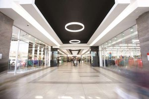 Centurion Mall new interior