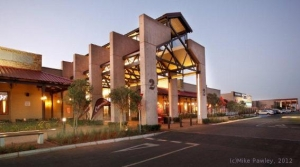 Middelburg Mall Features Thoughtful Architecture