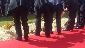 Sod Turning Ceremony at Coega IDZ