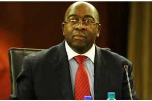 Nhlanhla Nene Minister of Finance