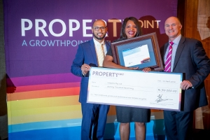 Property Point Graduation winner