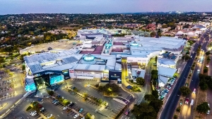 Cresta Shopping Centre aerial_view