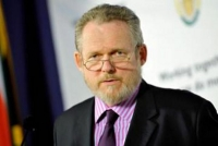 Rob Davies Trade and Industry Minister