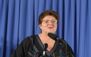 Reserve Bank Governor Gill Marcus