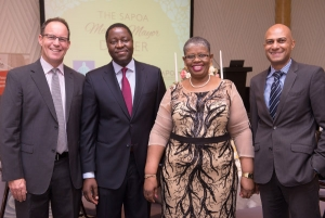 SAPOA Executives Meet Executive Mayor of eThekwini Municipality